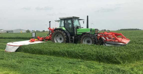 Afgeleverd aan Melkveebedrijf W Poelstra in Franeker.