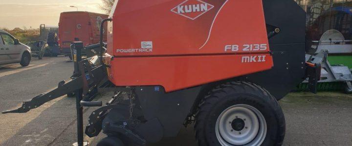 Kuhn fb 2135 MK2