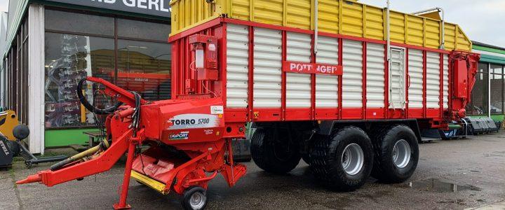 Pottinger Torro 5700 D