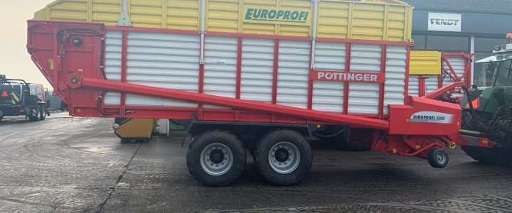 Pottinger euro profi 5000 D