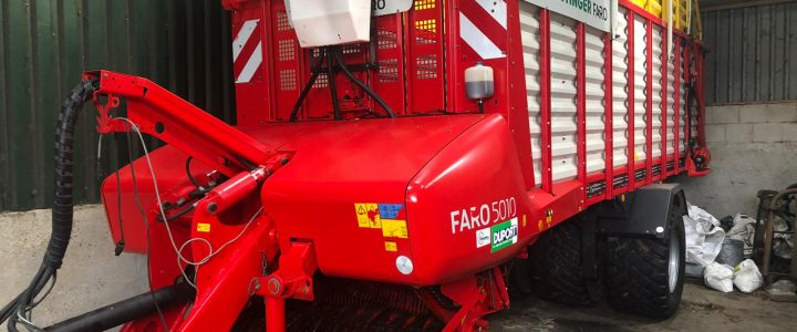Pottinger faro 5010